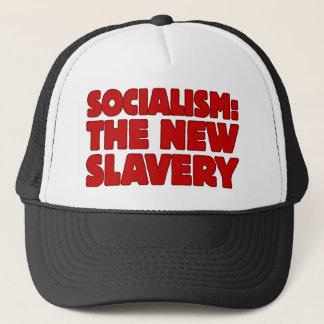 Socialism: Det nya slaverit Truckerkeps