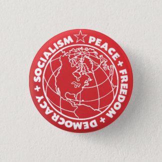Socialisten knäppas mini knapp rund 3.2 cm