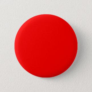 Socialistisk flagga standard knapp rund 5.7 cm