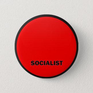 Socialistisk Roundel kvalitets- flagga Standard Knapp Rund 5.7 Cm