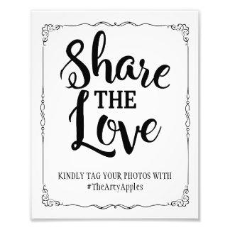 socialt gifta sig för massmedia undertecknar fototryck