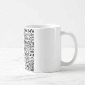 Sockerdöskallar Kaffemugg