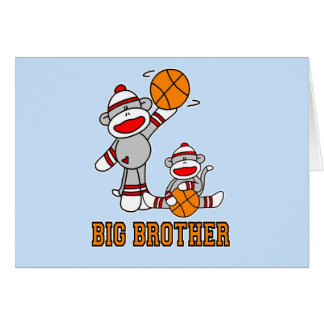Sockmonkey basketstorebror OBS kort
