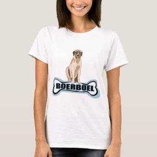 Södra - afrikansk Boerboel Mastiff T-shirts