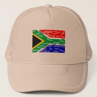 Södra - afrikansk Slanghatt - anpassade Truckerkeps