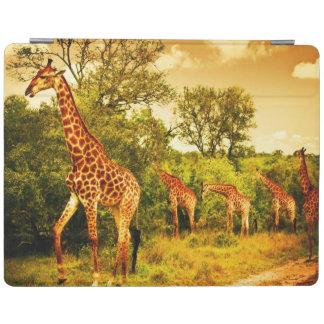 Södra - afrikanska giraff iPad skydd