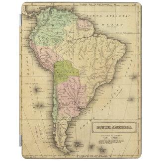 Södra AmericaOlney karta iPad Skydd