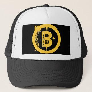 Södra Butte stort B + Hatt Truckerkeps