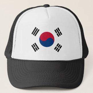 södra korea truckerkeps