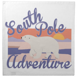 Södra Pole äventyr Tygservett