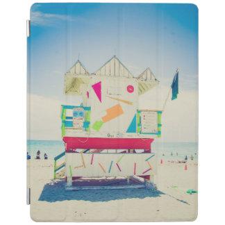 Södra strand för livräddaretorn |, Miami iPad Skydd