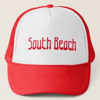 Södra strandtruckerkeps keps