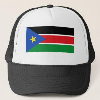Södra Sudan medborgareflagga Keps