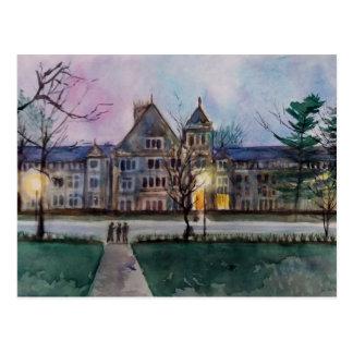 Södra universitetenaveny 2 vykort