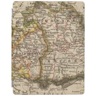 Södra väster - tyskland iPad skydd