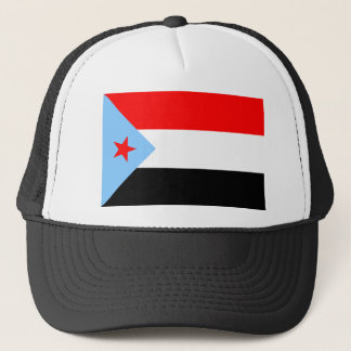 Södra Yemen flagga (1967) Keps