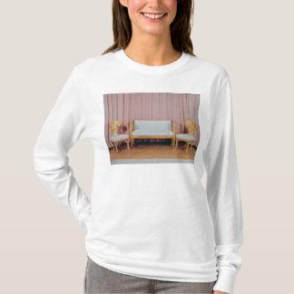 Soffa och två stolar, Karelian björk, 1810-20 T Shirt