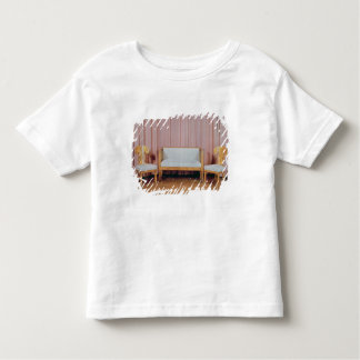 Soffa och två stolar, Karelian björk, 1810-20 Tee Shirt