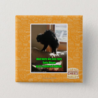 SoffaBison Standard Kanpp Fyrkantig 5.1 Cm