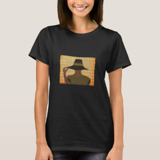 Sofistikerad dam t-shirt