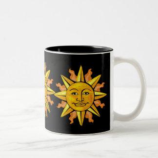 SOL- ENERGI Två-Tonad MUGG