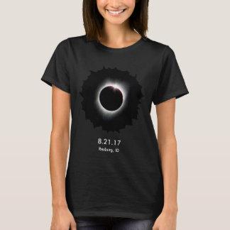 """Sol- förmörkelse """"diamantring """", t-shirts"""