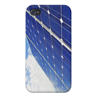 Sol- grön energi driver iPhone 4 fodraler