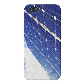 Sol- grön energi driver iPhone 5 fodraler