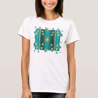 Sol i T-tröja för vinterfiltmönster Tee Shirts