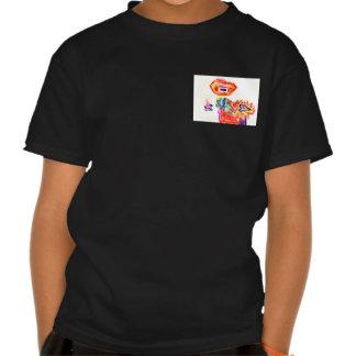 Sol och jGibney Flower1 MUSEUMkonstnärserien K T Shirt