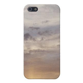 Sol och moln iPhone 5 fodraler