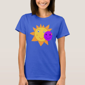 Sol och Smiley Tee Shirt