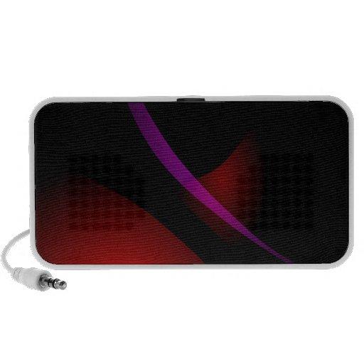 Sol- system notebook högtalarsystem