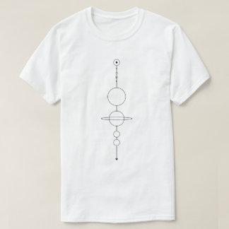 sol- systemfjäll t-shirts