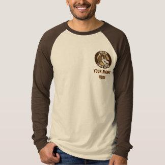 Solbränd Raglan för TLW T-shirts