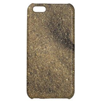 Solbränd Sand iPhone 5C Mobil Skal
