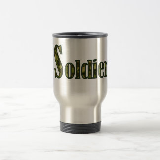 Soldatkamouflagetravel mug resemugg