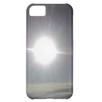 Solen bildar himmlen iPhone 5C fodral