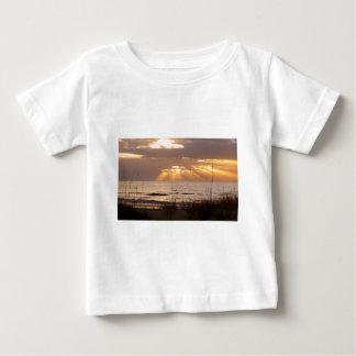 Solen Rays havsolnedgång T-shirt
