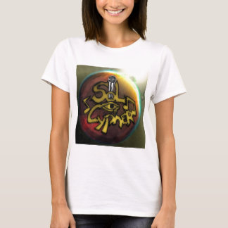 Solenoid-nolla - damer tee shirt