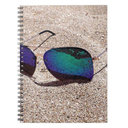 Solglasögon Anteckningsbok