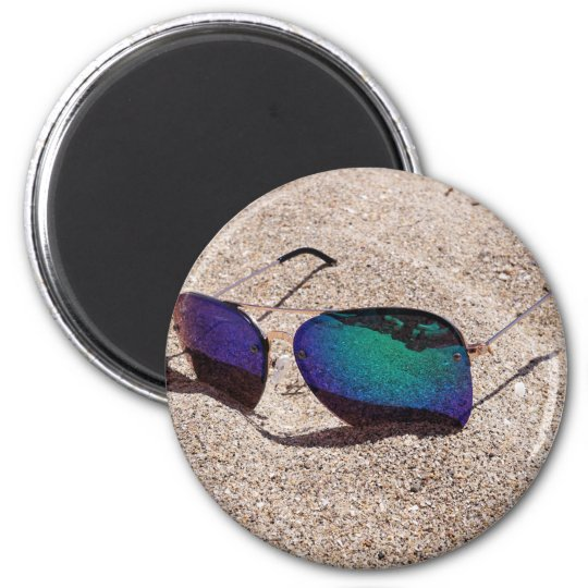 Solglasögon Magnet