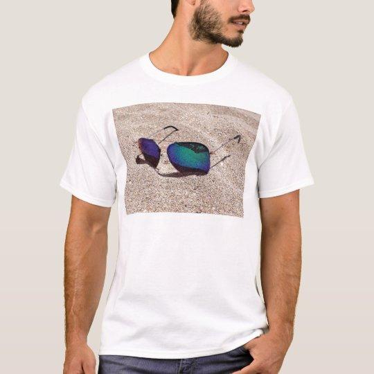 Solglasögon T-shirt