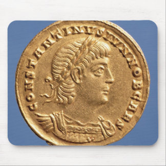 Solidus av Constantine II cuirassed Caesar Musmatta