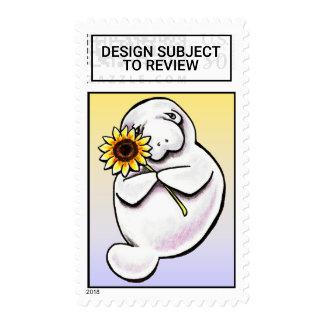 Sunny Manatee Off-Leash Art™