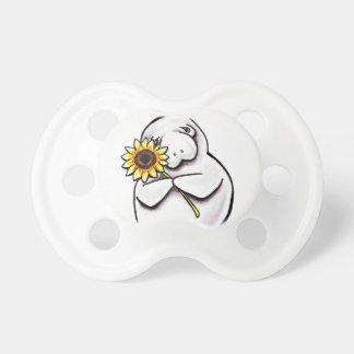Soligt ManateeAv-Koppel Art™ Napp