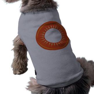 Solmedaljong Hundtröja