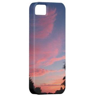 Solnedgång - Burlington NJ iPhone 5 Fodral