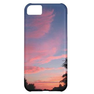 Solnedgång - Burlington NJ iPhone 5C Fodral