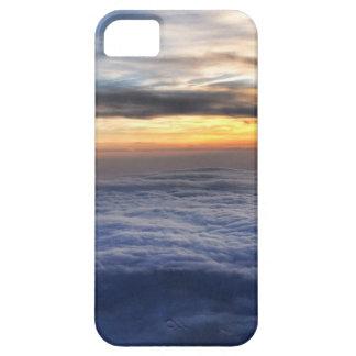 Solnedgång från himmlen iPhone 5 skydd